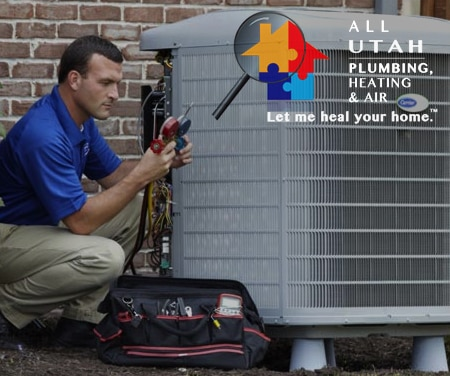 air conditioning repair and installation Provo UT