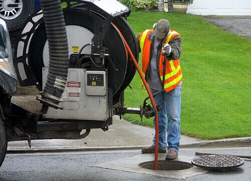 Cottonwood Drain Cleaning Small