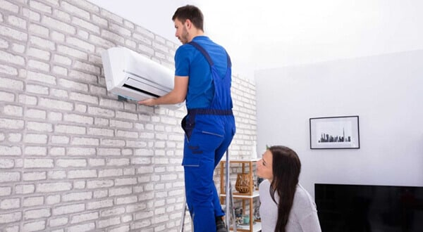 pleasant air conditioner installation