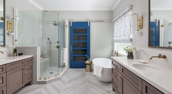 Pleasant Bathroom Remodeling