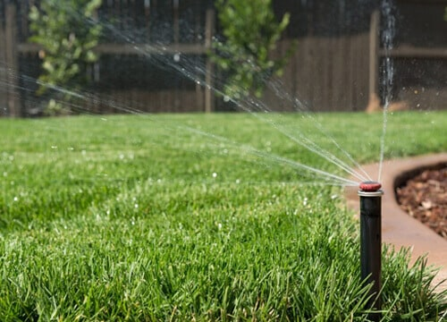 Pleasant Sprinkler System Small