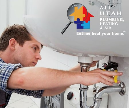 plumbing repair and installation Herriman