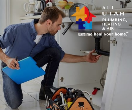 plumbing repair and installation in Lindon, Utah