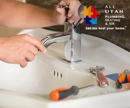 Plumbing Repair And Installation Lehi Utah