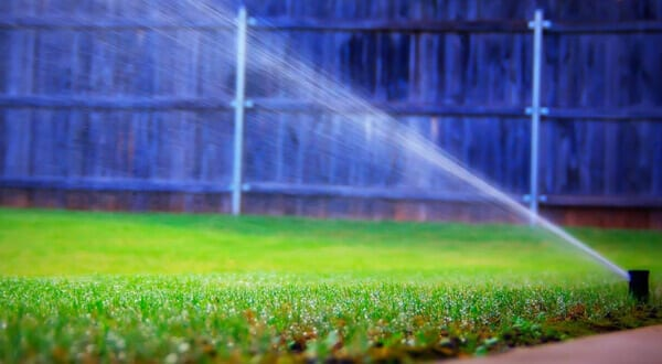 Riverton Lawn Sprinkler Installation