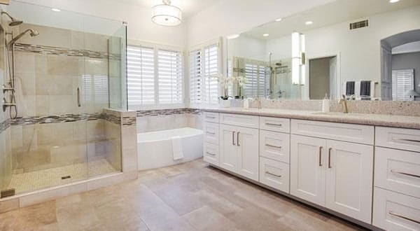 Salt Lake City Location Bathroom Remodeling