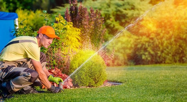South Jordan Location Lawn Sprinkler lnstallation