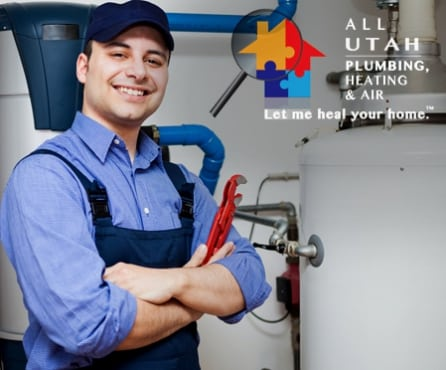 water heater repair Utah